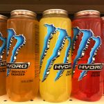 Monster Hydro Energy Drinks