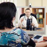 Telemedicine Concept
