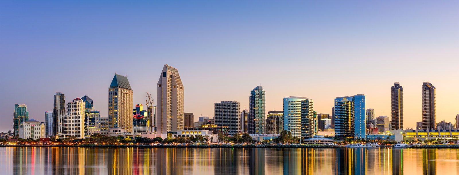 San Diego Skyline - Cohen Healthcare Law Group