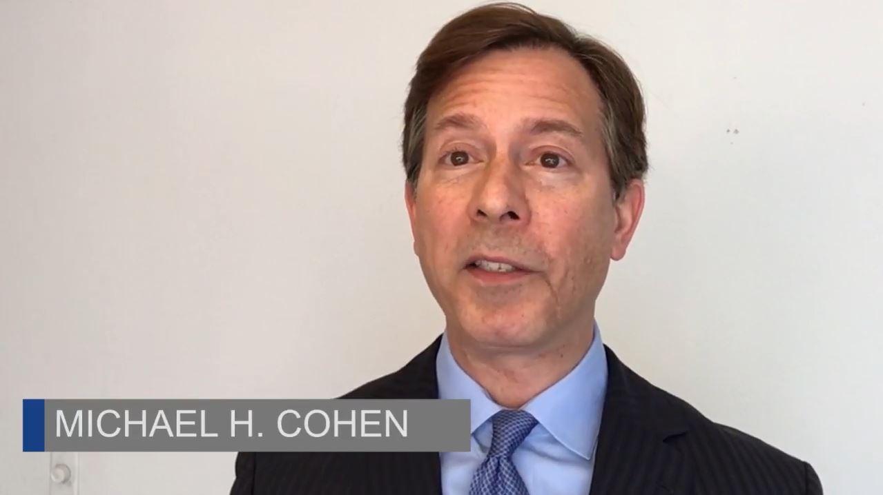 Michael H Cohen Speaking