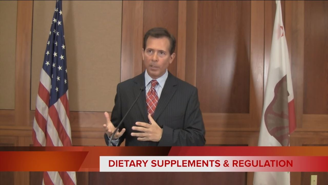 Dietary Supplement Laws and FDA Regulations
