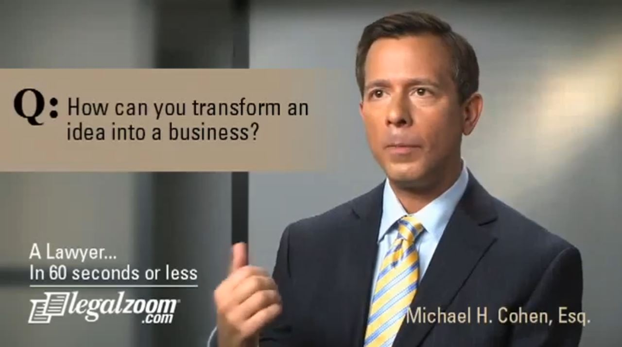 How Can You Transform an Idea into a Business?