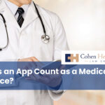 Does an App Count as a Medical Device?