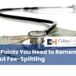 Key Points You Need to Remember About Fee-Splitting
