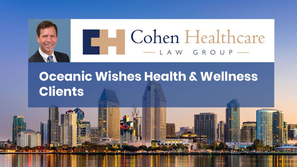 Oceanic Wishes Health & Wellness Clients