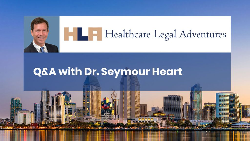 Q&A with Dr. Seymour Heart