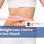FTC Weight Loss Claims – Legal Gut Check