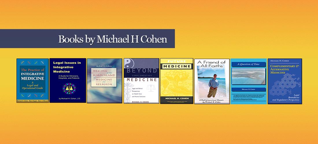 Michael H Cohen Books